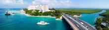 Panoramique De Cancun