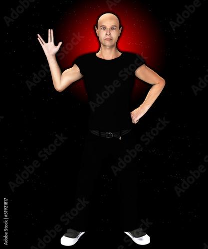 Photo  Live Long And Prosper