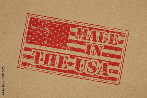 Photographie  Made In The USA