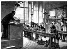 School - École - Schuhle - 19...