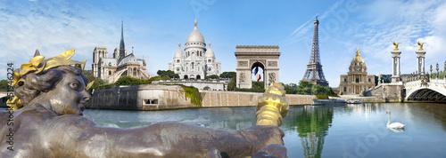 Poster Paris Ville de Paris