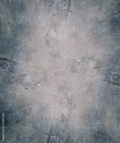Foto op Aluminium Metal Beton