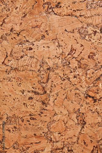 Photo sur Toile Les Textures cork texture. cork background. Closeup