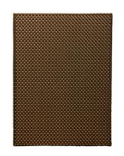 Gold Weaving File Folder