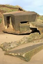 Derelict War Bunker