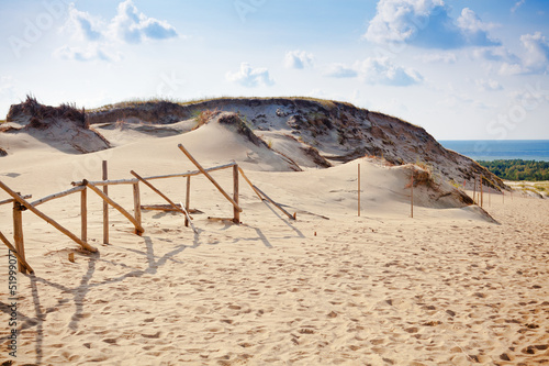 Valokuvatapetti Grey Dunes