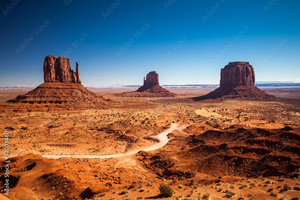 Fototapety, obrazy: Monument Valley, USA