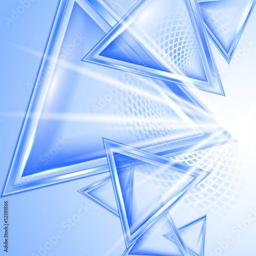 niebieskie-abstrakcyjne-tlo-z-trojkatami