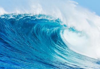 Naklejka Krajobraz Wave