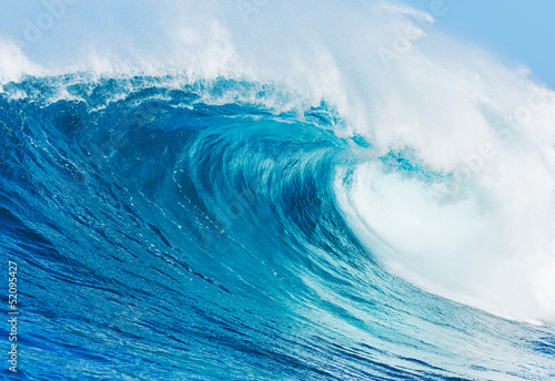 Aluminium Prints Ocean Wave