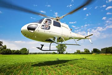 Fototapeta Hubschrauber Start