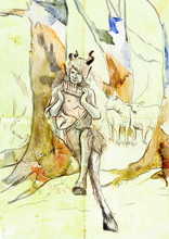 Pan - Is The God Of The Wild, Shepherds And Flocks