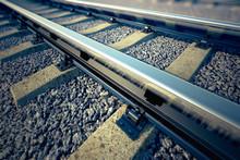 Railroad Straight Track.