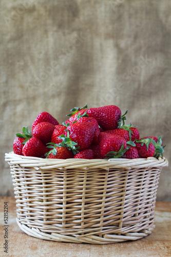 Fotografie, Obraz  Fresh strawberry