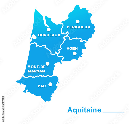 aquitaine Wallpaper Mural