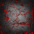 canvas print picture - Abstract grunge background