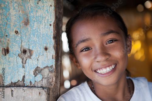 Fotografia  Filipina Girl Portrait