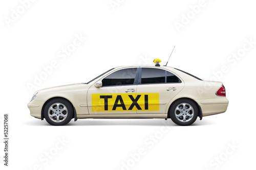 Fotografie, Obraz  Taxi_02