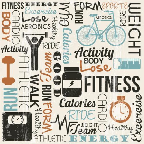 wektor fitness