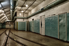 Underground Bunker From Cold W...