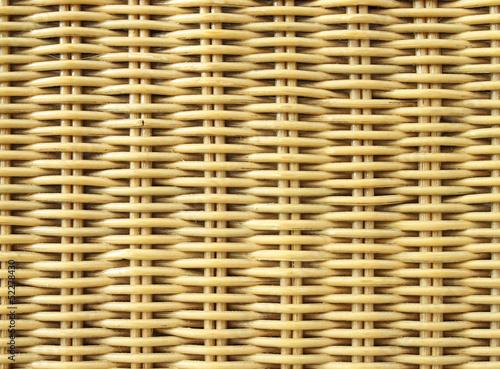 Fotografía  wicker texture background