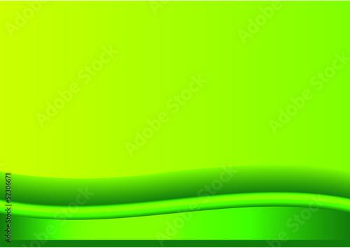 Valokuva  green template