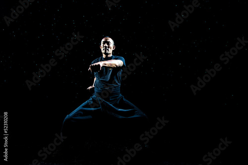 Carta da parati Kung Fu