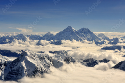 Fly over Mt.Everest