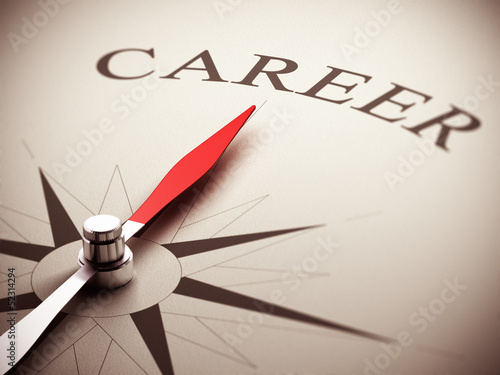 Fotografía  choice of career orientation