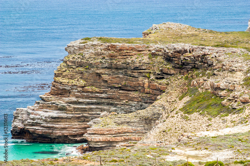 Fotografija  Cape of Good Hope. Atlantic ocean. Cape Town.