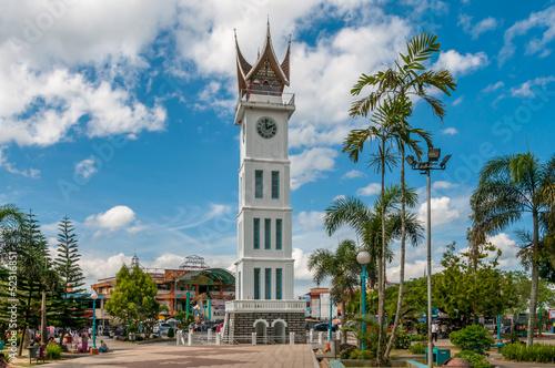 Aluminium Prints Indonesia Clock Tower