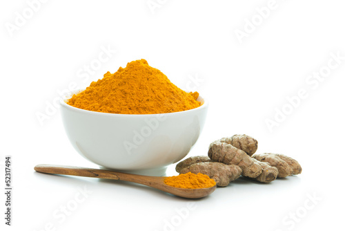 Recess Fitting Spices Turmeric