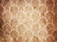 Vintage Texture Canvas Old Fabric