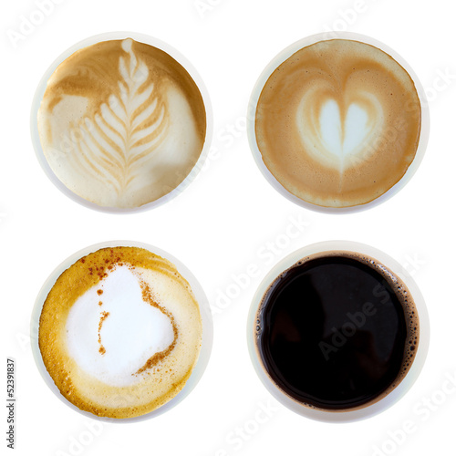 Foto op Plexiglas Coffee cup