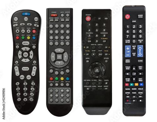 Fotomural Remote controls