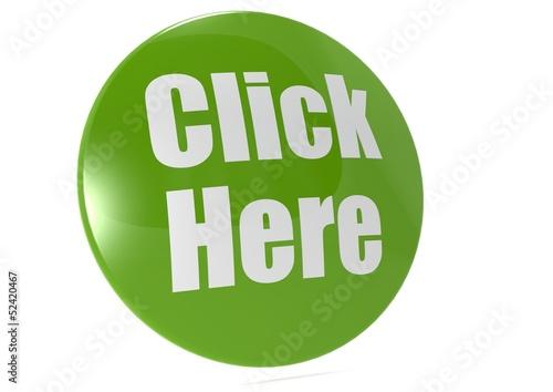 Fotografía  Click here badge