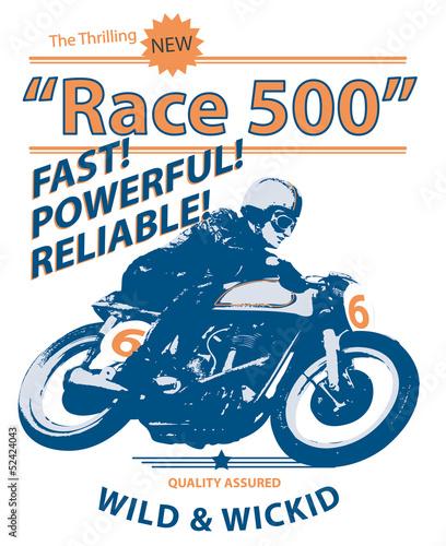 moto-race