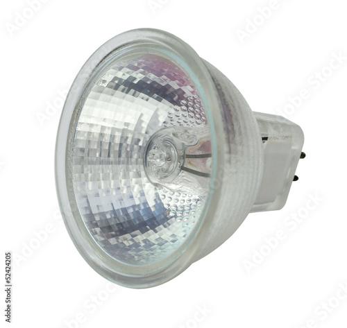 Obraz halogen lamp - fototapety do salonu