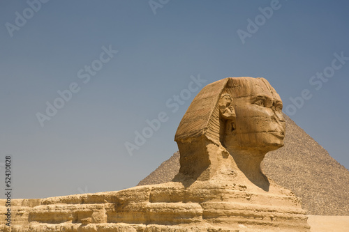 In de dag Egypte The largest monolith statue in the world