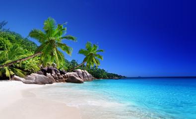 Obraz na Szklebeach at Praslin island, Seychelles