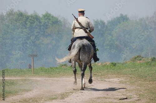 Obraz na płótnie Red Army