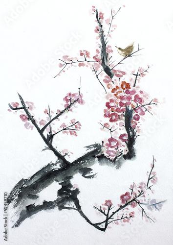 kwiat-sliwy