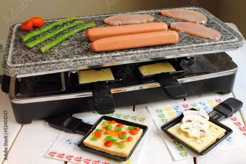 Raclette Poster