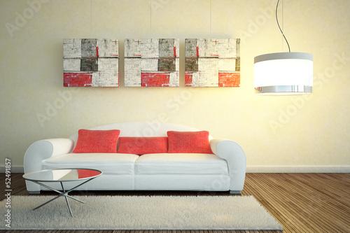 Divano Rosso Cuscini : Divano cuscini rosso buy this stock illustration and explore