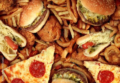 Fast Food © freshidea