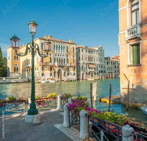Foto op Plexiglas Venetie Grand Canal, Venice, Italy