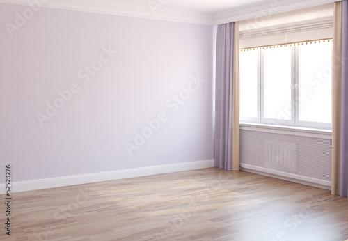 Fotografía  Empty room