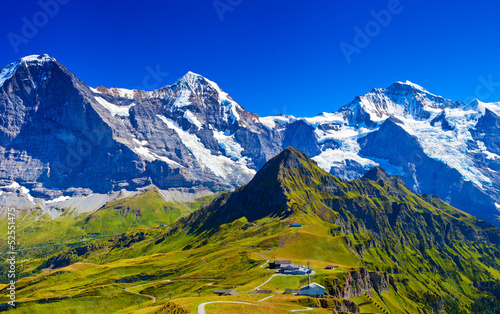 Cadres-photo bureau Alpes Alps mountains