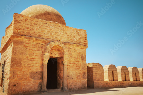 Staande foto Afrika Fortress in Sousse, Tunisia