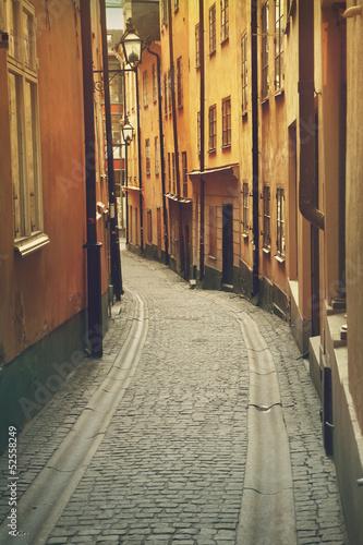 ulica-w-sztokholmie